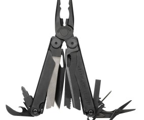 Leatherman Wave with 17 Tools