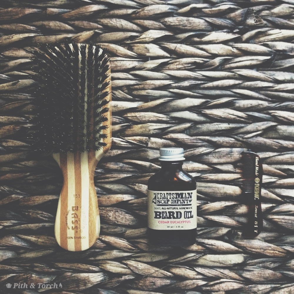 Beard Gear by Pith and Torch